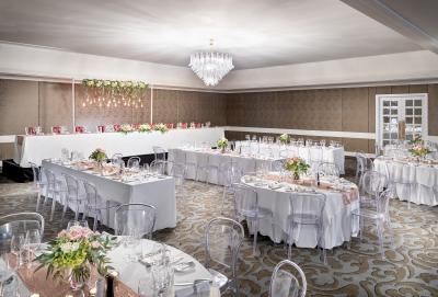 Crystal Ballroom - wedding